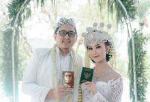 03 Apr 2021 Wilda ❤ Bagas by Bridget Wedding Planner