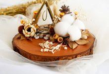 Ring Box / Jewelry Box For Rent by Seserahan Darihati