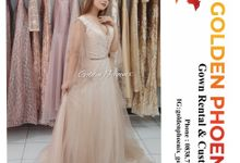 Sewa Gaun Dress Pesta Jakarta Tangerang Bekasi by Golden Phoenix Rent Gown