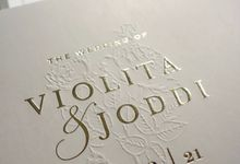 Vio And Joddi by Vinas Invitation