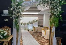 Pemberkatan Pernikahan Intimate by Flowerdecor70
