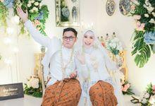 wedding nizam & safitri by Athana_Photography