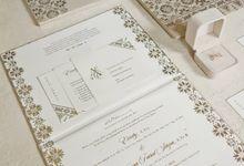 Ezzaty And Angga by Vinas Invitation