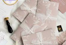 LUCY & RAYMOND (Soft Flory Ornament Luxury) by Sanggar Undangan