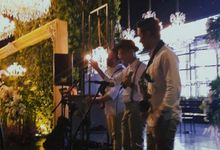 The Wedding Of Dita & Audian by HS Music Entertainment