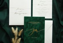 James And Maryanne by Vinas Invitation