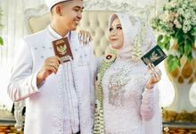 The Wedding Of Dhea and Deri by Ruby Photo Cinema