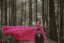 Pre-wedding session by D BRIDE