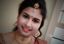 Photos by Aradhya Bridal Makeover