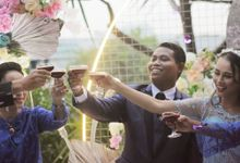Wedding Reception Leo & Immaculata by stevelewis.organizer