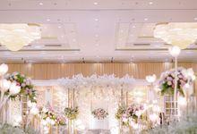 The Wedding Of Syafira Dan Satrio by Madina weddings