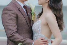 Wedding Of Ernest & Nike - Grassdoll Tulle by Greenbelle Souvenir