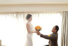 Gandhy & Vivin Wedding Day by Kyria House of Bride