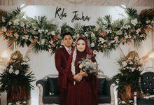 Rila & Jauhar Wedding by SAND WEDDING ORGANIZER