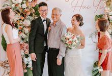Celebrating Bryan + Hui Yi by JOHN HO PHOTOGRAPHY