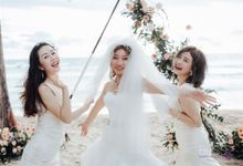 Wedding Patricia and Eric InterContinental Phuket Resort by BLISS Events & Weddings Thailand