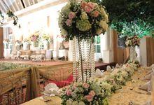 Amanda & Keenan Wedding by Grand Sahid Jaya Hotel
