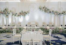 Akad Moment  from Meta & Zaki by  Menara Mandiri by IKK Wedding (ex. Plaza Bapindo)