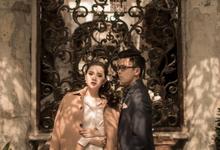 PREWEDDING OF ANDY & THERESIA by Jessica Cendana
