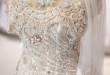Wedding of Debrisilviane & Andika by Andre Valentino Bridal Shoes