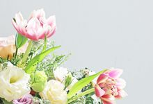 Summer Wedding by Fall for Flowers