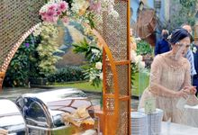 MARY & TIM WEDDING by Asri Indo Catering