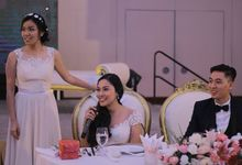Chua - Roldan Nuptials by MARYGRACEvents Host & Singer