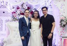 Wedding Reception of Dessyre & Vinnie by DJ Perpi