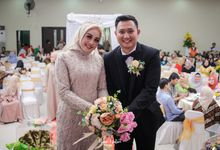 Amira & Rizky Wedding by Home Native Photography