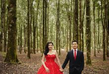 Ivan & Vita - Prewedding Day by Danieliben