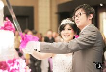 Wedding Of Doly & Delvy by DK Photography