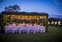 Wedding Dinner by Le Grande Bali Uluwatu