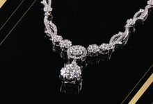 Love Pendant by CLARTE Jewellery