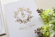 Romeo & Krista by Vinas Invitation