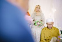 Hasrul & Izzatie by Qisa Production