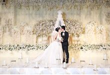 Wedding of Gunawan & Prisillia by Hanny & Co.