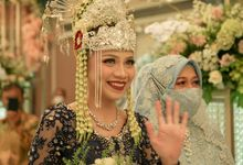Our Beautiful Bride by Financial Hall by IKK Wedding