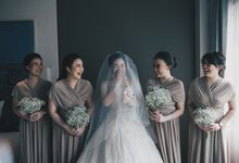 The Wedding of Taufik & Lina by Ivow Wedding