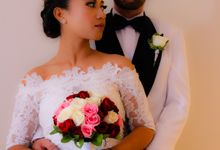 Anggun & Iker by With You Bali Wedding Planner