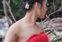 Lee Outdoor Bridal Photoshoot by Stephy Ng Makeup and Hair