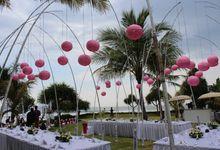 Wedding Ceremony Selvi and Iton by WakaGangga Resorts
