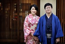 Victor & Janice Prewedding Japan by Delova Photography