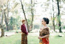 Rizka & Bayu Berlabuh di Yogyakarta by Everafter Photocinema