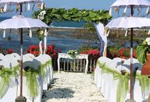 Chris & Kristina Wedding by Maya Sanur Resort & Spa