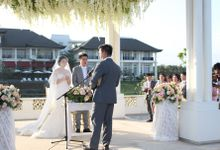 Randy and Bella Wedding by Rumah Luwih Beach Resort