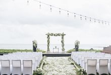 Wedding Styling at W Hotel by baliVIP Wedding