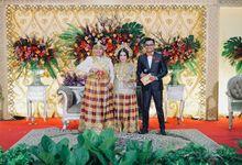 Reza & Resti Wedding by HENRY BRILLIANTO