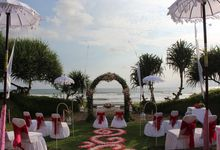 Wedding Ceremony of Selvi and Iton by WakaGangga Resorts