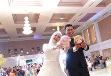 Wedding Day Rio & Ayu by JCL FOTO BRIDAL SALON