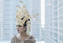 Mandailing Wedding Of Aldy & Marsha by  Menara Mandiri by IKK Wedding (ex. Plaza Bapindo)